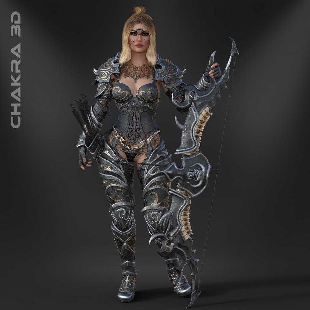 3D-Character-Chakra3D-Studio