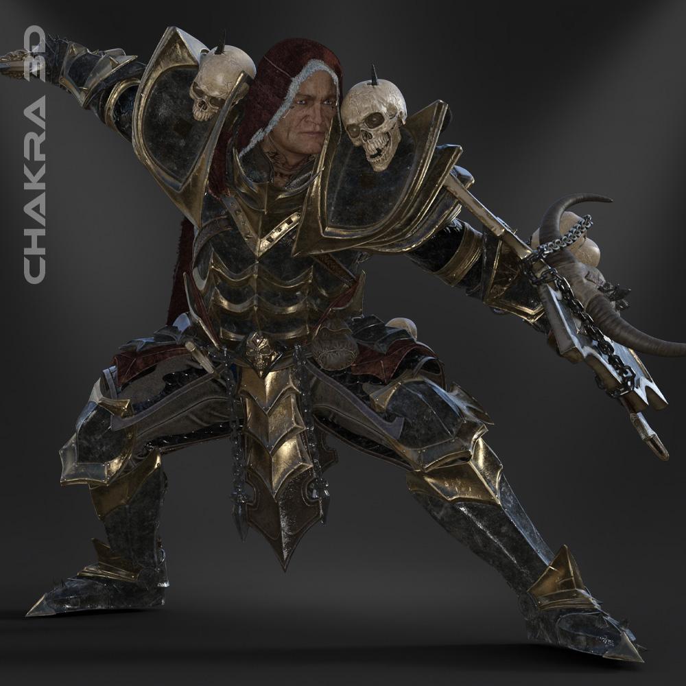 Baalcefon Character-3D