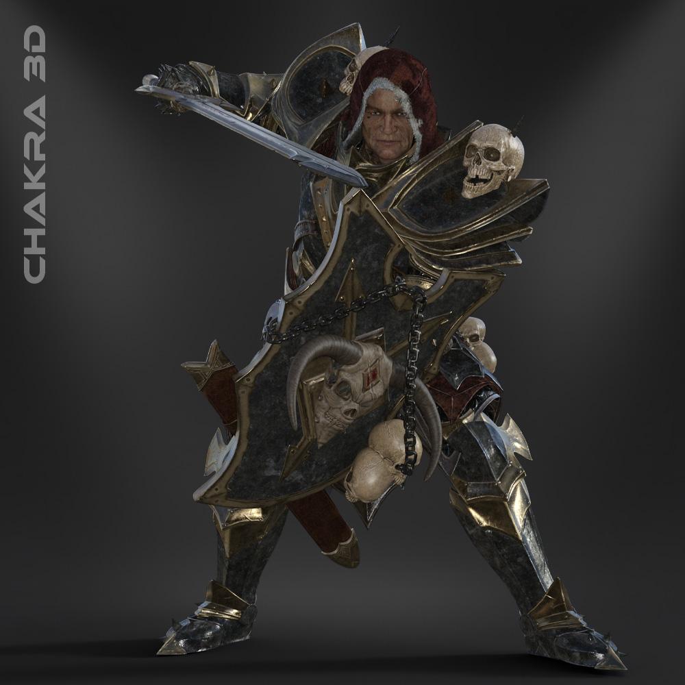 Baalcefon Bundle - Realistic Character