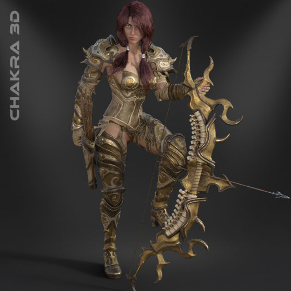 Sabba Warrior Bundle Full Realistic Character for Unity