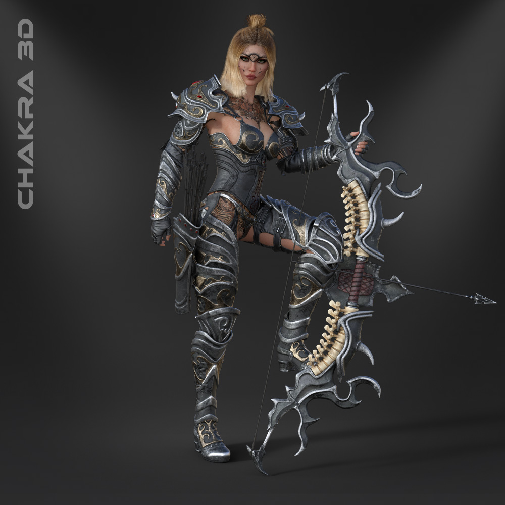 Warrior-Armor-for-Unity